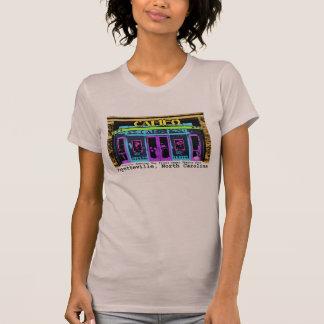 T-shirt type historique de noir de camée de Fayetteville