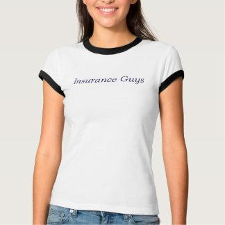 T-shirt Types d'assurance