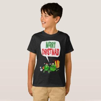 T-shirt Types de Joyeux Noël…