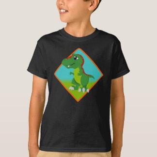 T-shirt Tyrannosaurus de sourire Rex