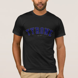 T-shirt Tyrone