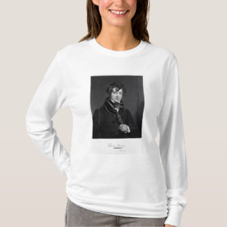 T-shirt Tyrone Power, gravé par des sables de James,
