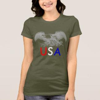 T-shirt U.S.A. - Guerre Eagle