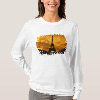 T-shirt UE, France, Paris.  Tour d'Eiffel