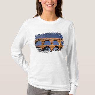 T-shirt UE, France, Provence, le Gard, Pont du le Gard.