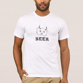 T-shirt Un cerf commun et un ours est…