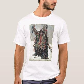 T-shirt Un croquis de chaman pour Yermak