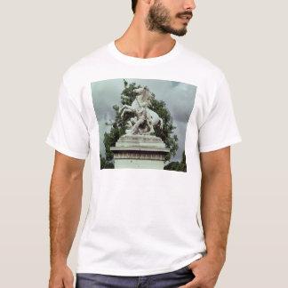 """T-shirt Un des deux """"chevaux marneux"""", 1739-45"""