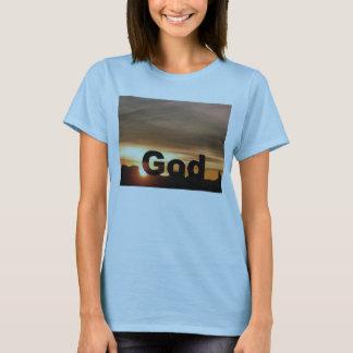 T-shirt Un désert-Dieu