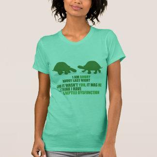 T-shirt Un dysfonctionnement de reptile