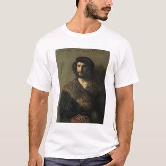 T-shirt Un invalide, c.1514 (huile sur la toile)