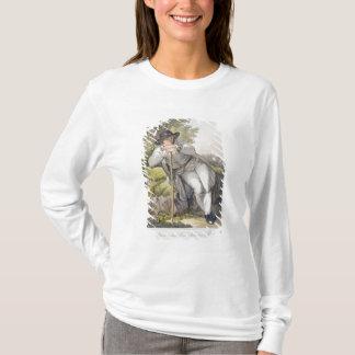 T-shirt Un paysan de la vallée de Tesino au Tyrol, d'une