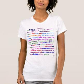 T-shirt Un psaume de David