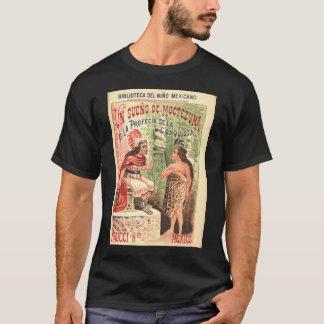 T-shirt Un rêve de Montezuma ou la prophétie du Conque