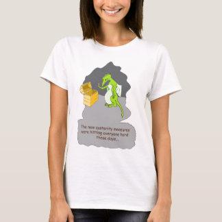 T-shirt Une austérité de dragons