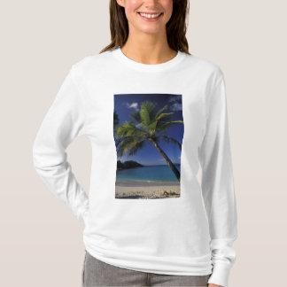 T-shirt Une des meilleures plages du monde ; Baie de tronc