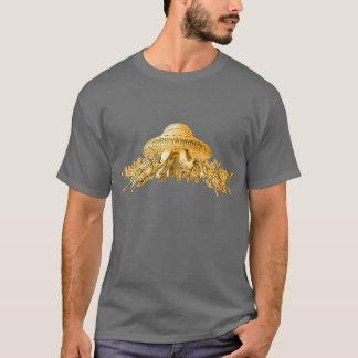 T-shirt Une méduse - bellagemma de Toreuma