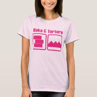 T-shirt Une question pressante--Saveur rose