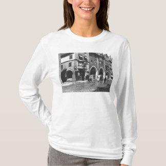 T-shirt Une vue de Lindau, c.1910