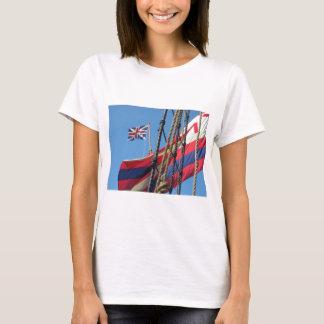 T-shirt Union Jack chez Jamestowne historique