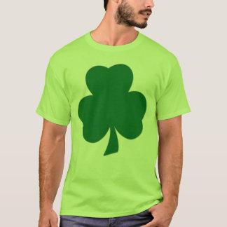 T-shirt unisexe de shamrock simple
