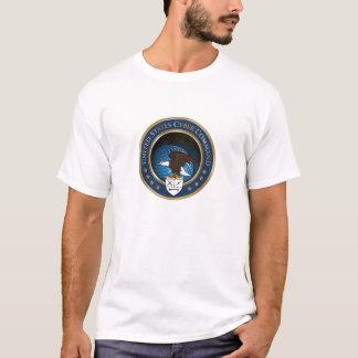 T-shirt Unit la commande de Cyber d'états