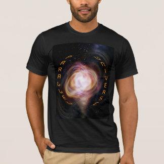 """T-shirt """"Univers parallèle"""" par b-congé"""