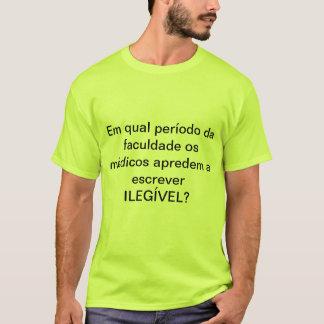 T-shirt Universitaires