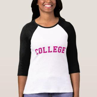 T-shirt Université