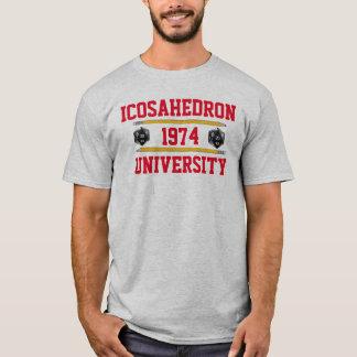 T-shirt Université 1974 d'Icosahedron