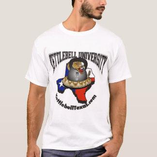 T-shirt Université de Kettlebell