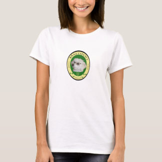 T-shirt Université de Maltipoo