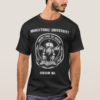 T-shirt Université de Miskatonic