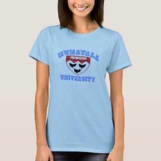 T-shirt Université de Nunatall