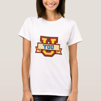 T-shirt Université de vous
