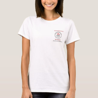 T-shirt Université de Weohryant