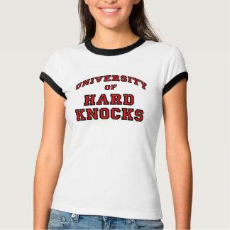T-shirt Université des coups durs