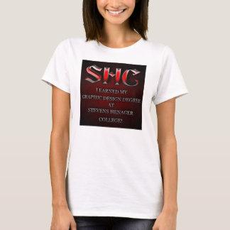 T-shirt université t