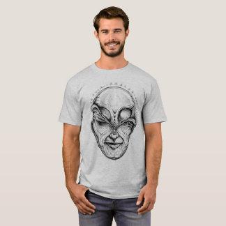 T-shirt UnZip The Alien.