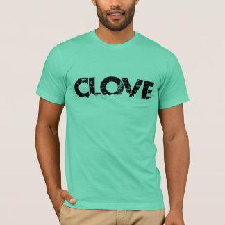 T-shirt urbain de jungle de clou de girofle