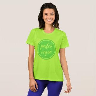 T-shirt Usage actif de Paleo Vegeo