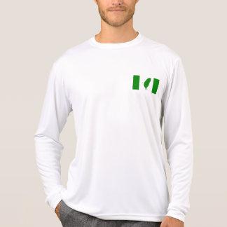 T-shirt Usage actif de Taiwanais en avant
