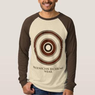 T-shirt Usage Bichrome phénicien