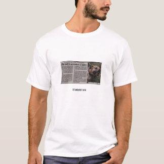 T-shirt usage de pitbull
