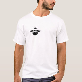 T-shirt utilisé humide superbe vintage