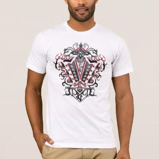 T-shirt V nation
