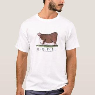 T-shirt vache à hereford, fernandes élégants