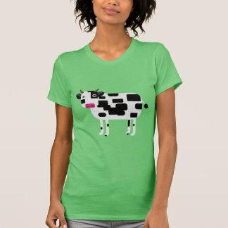 T-shirt Vache drôle