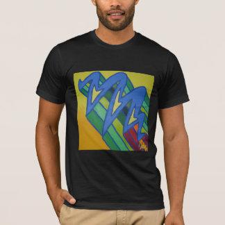 T-shirt Vagues