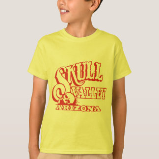T-shirt Vallée de crâne, Arizona